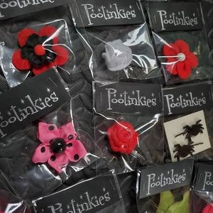Pootinkies Accessories - 33 piece Bobby Pin Hair Accessories